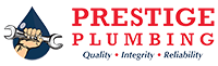 Prestige Plumbing Logo