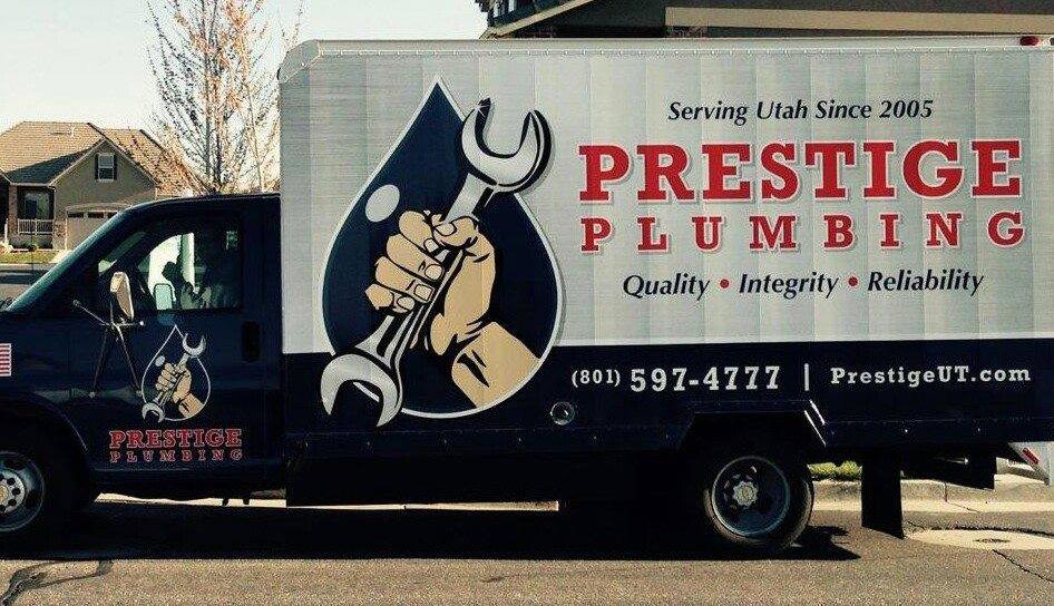 prestige plumbing
